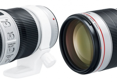 Canon EF 70-200 f/4.0 II and 70-200 f/2.8 III