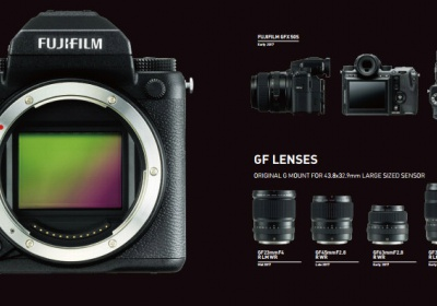 Fujifilm GFX digital medium-format system