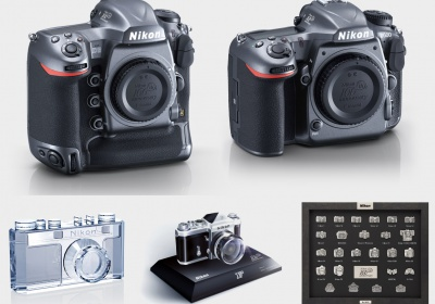 Nikon 100th Anniversary products