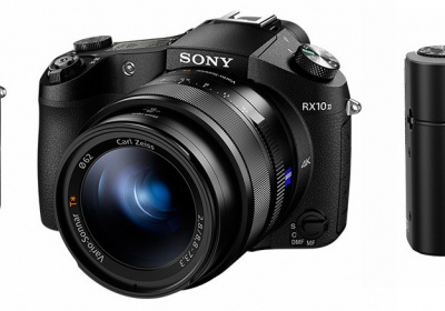 Sony's A7R II, RX10 II and RX100 IV