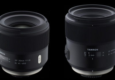 Tamron's new SP lenses