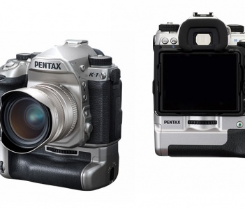 Pentax K-1 Limited Silver