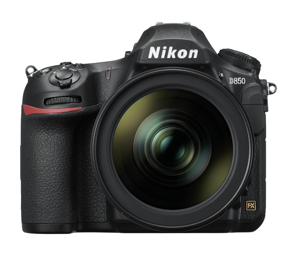 The Nikon D850 is the company's first full-frame DSLR to use a back-side illuminated sensor.