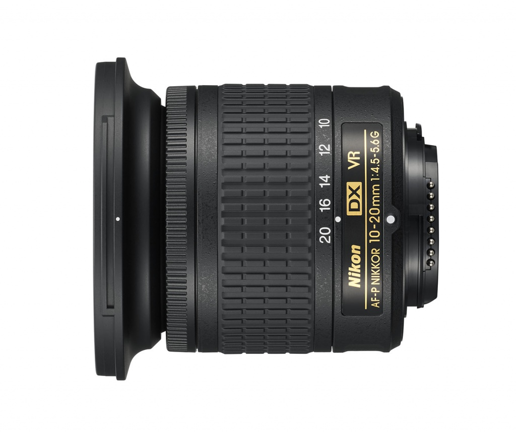 The Nikkor 10-20mm is for Nikon's DX APS-C bodies.