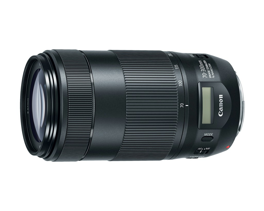 The Canon EF 70-300mm f/4.5-5.6 IS II USM will be available in November 2016.