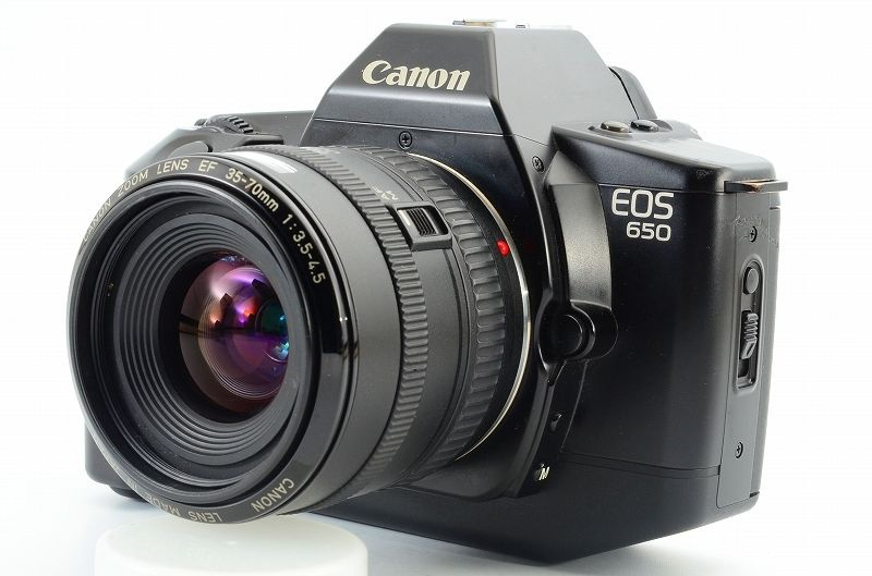 Canon stunned the photographic community in 1987, when it abandoned its FD cameras and lenses and introduced the EOS system, which offered no backward compatibility.