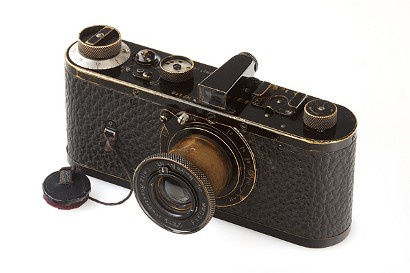 "Leica was the first camera to use cinematic 35mm film. It was called the ""miniature"" format."