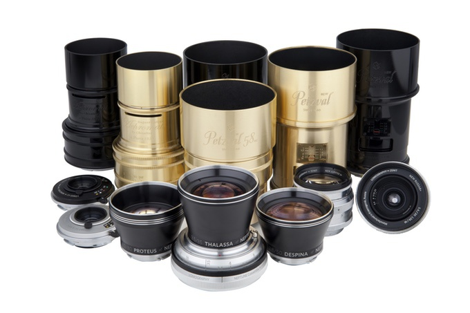 The Neptune system is part of Lomography's growing Art Lens lineup.