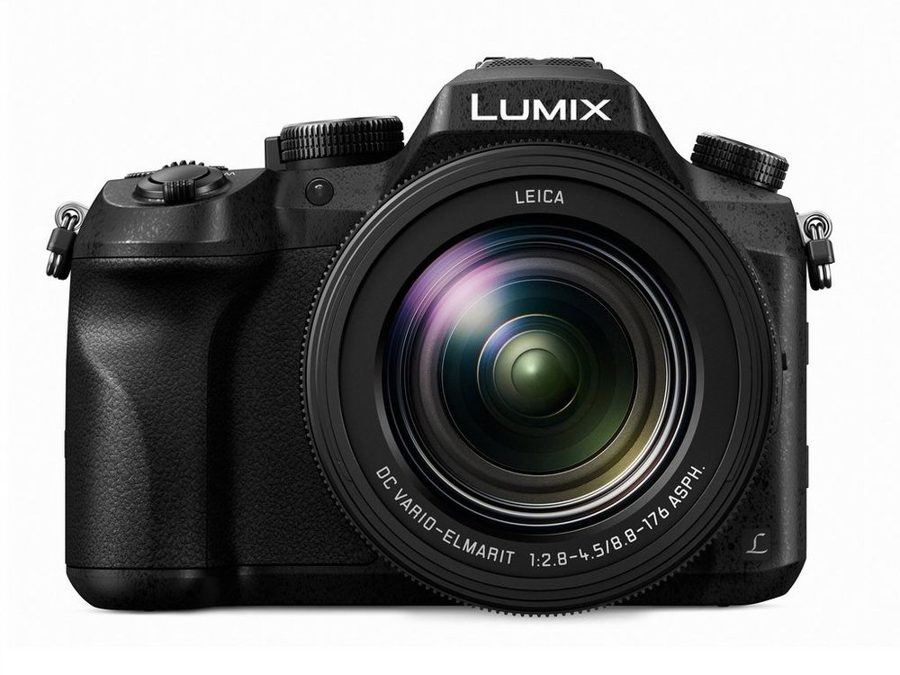 The Panasonic Lumix DMC-FZ2500 has a 20x Leica DC Vario-Elmarit zoom.