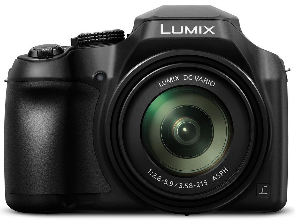 The Panasonic Lumx FZ80 has an 18.1-MP sensor.