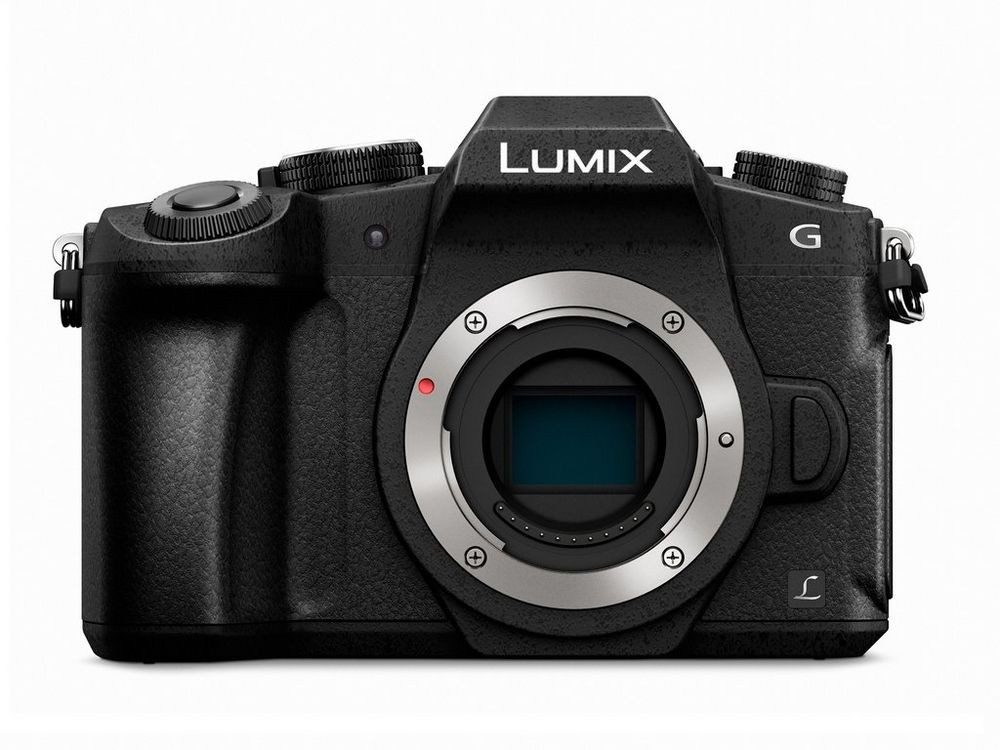 The Panasonic Lumix DMC-G85 has a 16.0-MP Live MOS sensor.