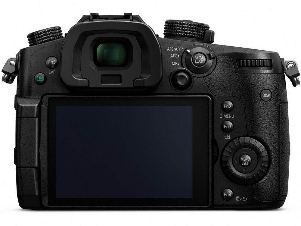 The minimal number of buttons and dials belie the capabilities of the Panasonic Lumix GH5.