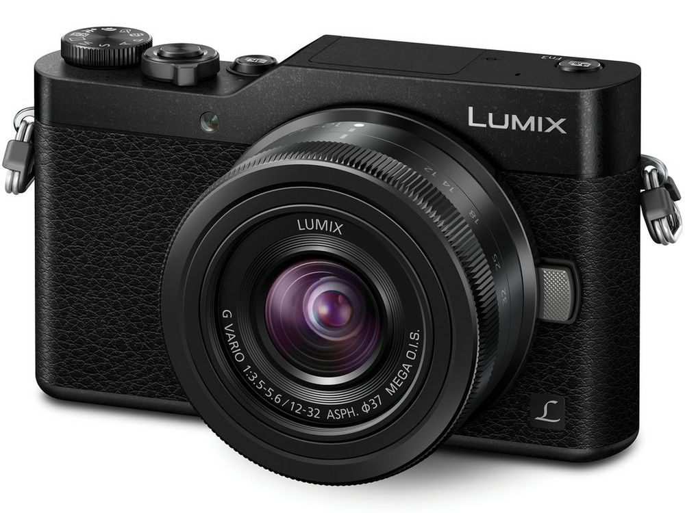 The Panasonic Lumix GX850 is a Micro Four Thirds camera that can shoot 4K video.