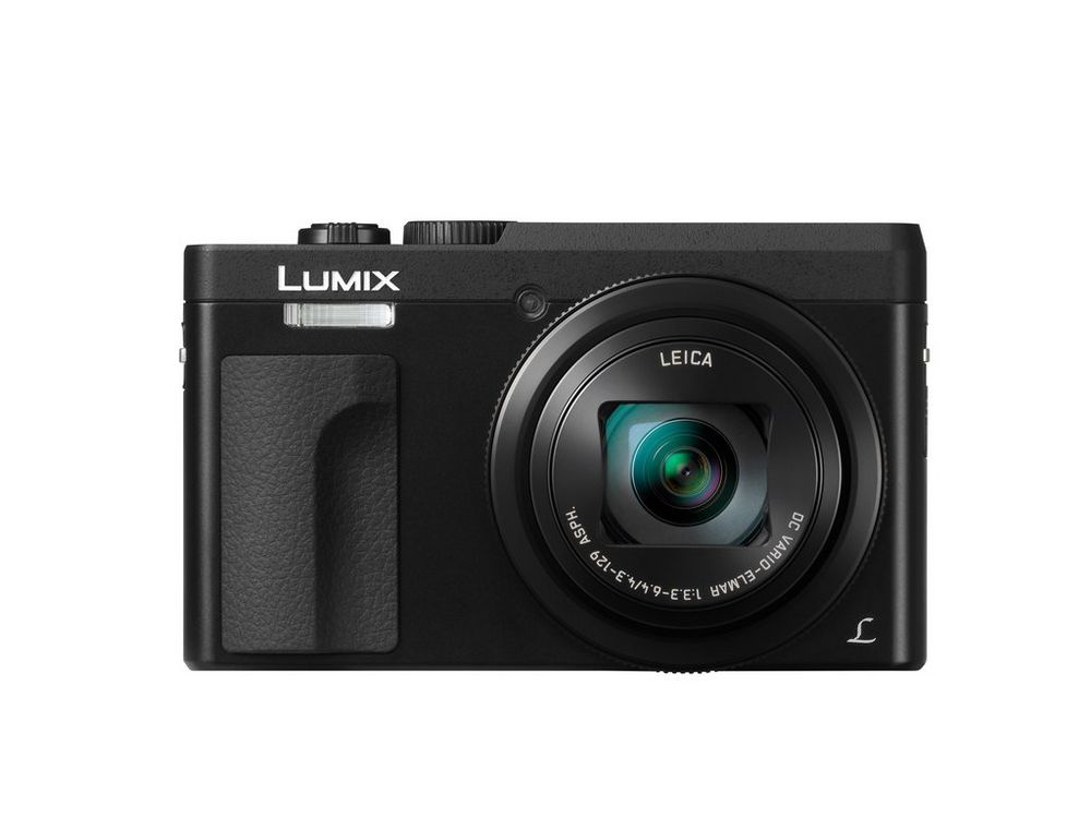 The Panasonic Lumix DMC-ZS70 uses a 20.3-MP sensor.