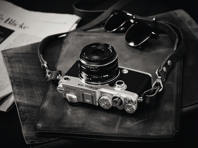 "A ""casual"" view of the Olympus PEN-F."