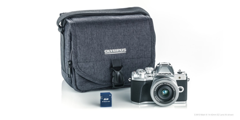 This case also is available for the Olympus OM-D E-M10 Mark III.