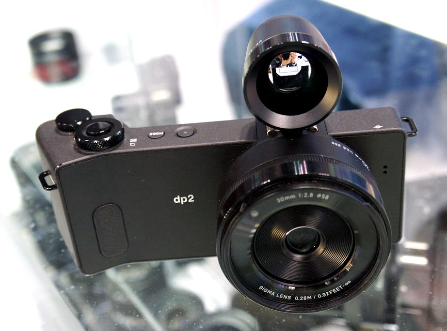 The Sigma DP2 Quattro is among a recent group of digital cameras to eschew traditional camera design.