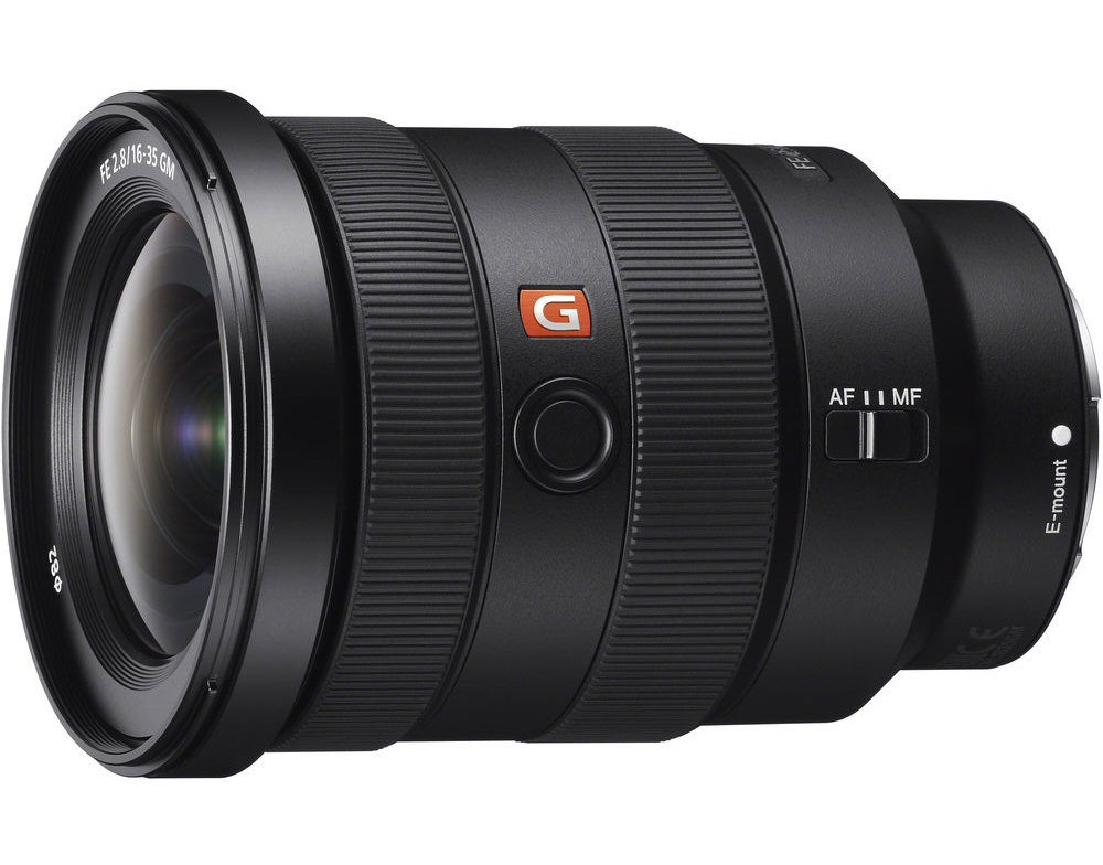 The Sony G Master 16-35mm is its first premium wide-angle zoom.