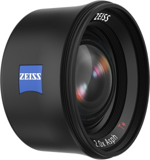 The Zeiss ExoLens telephoto.