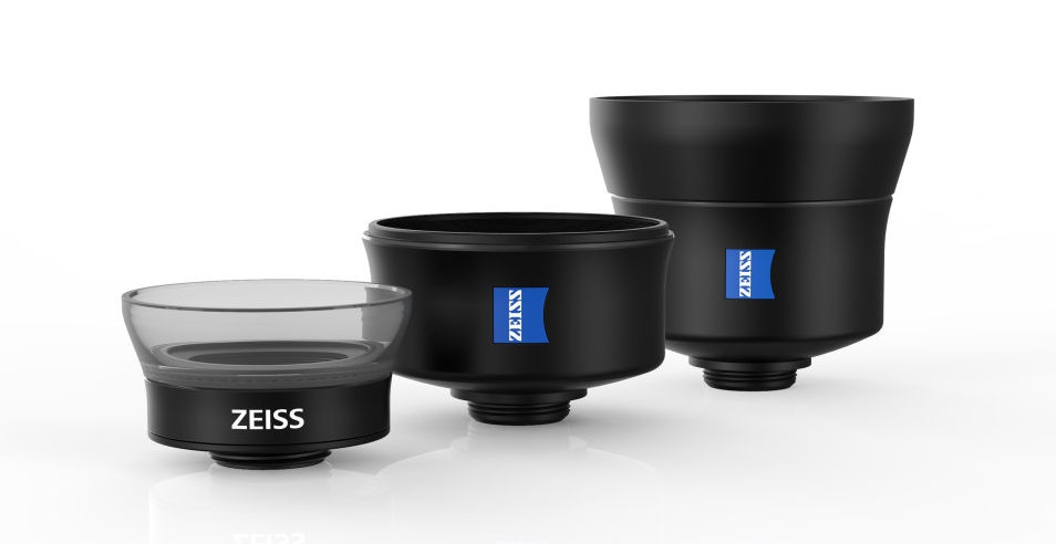 The Zeiss ExoLens set.