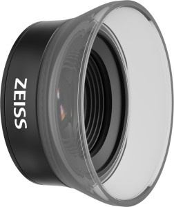 The Zeiss ExoLens Vario-Proxar with its optional diffuser attached.