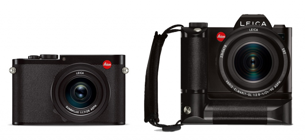 Leica Q and SL