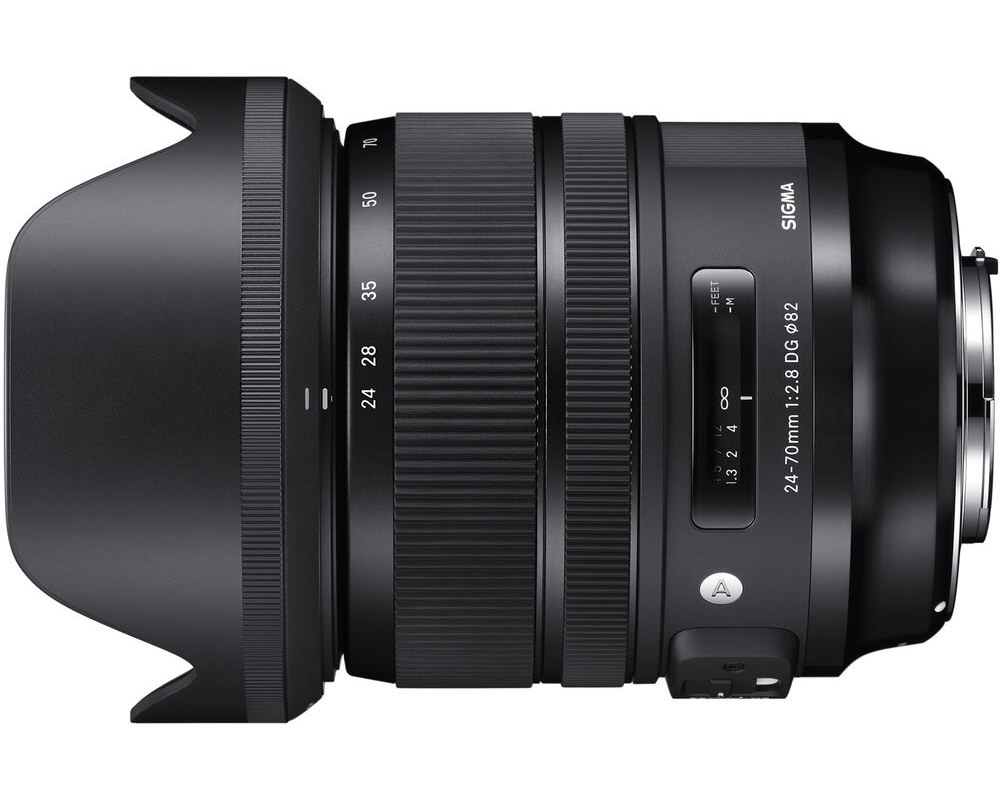 Sigma 24-70mm f/2.8 DG HSM OS Art
