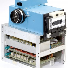 Kodak digital camera – 1975