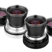 The Lomography Neptune Art Lens System