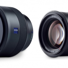 Zeiss Batis 25mm and 85mm lenses