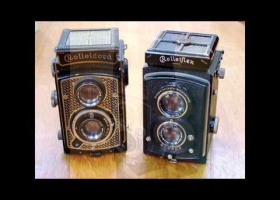 The primary types of cameras